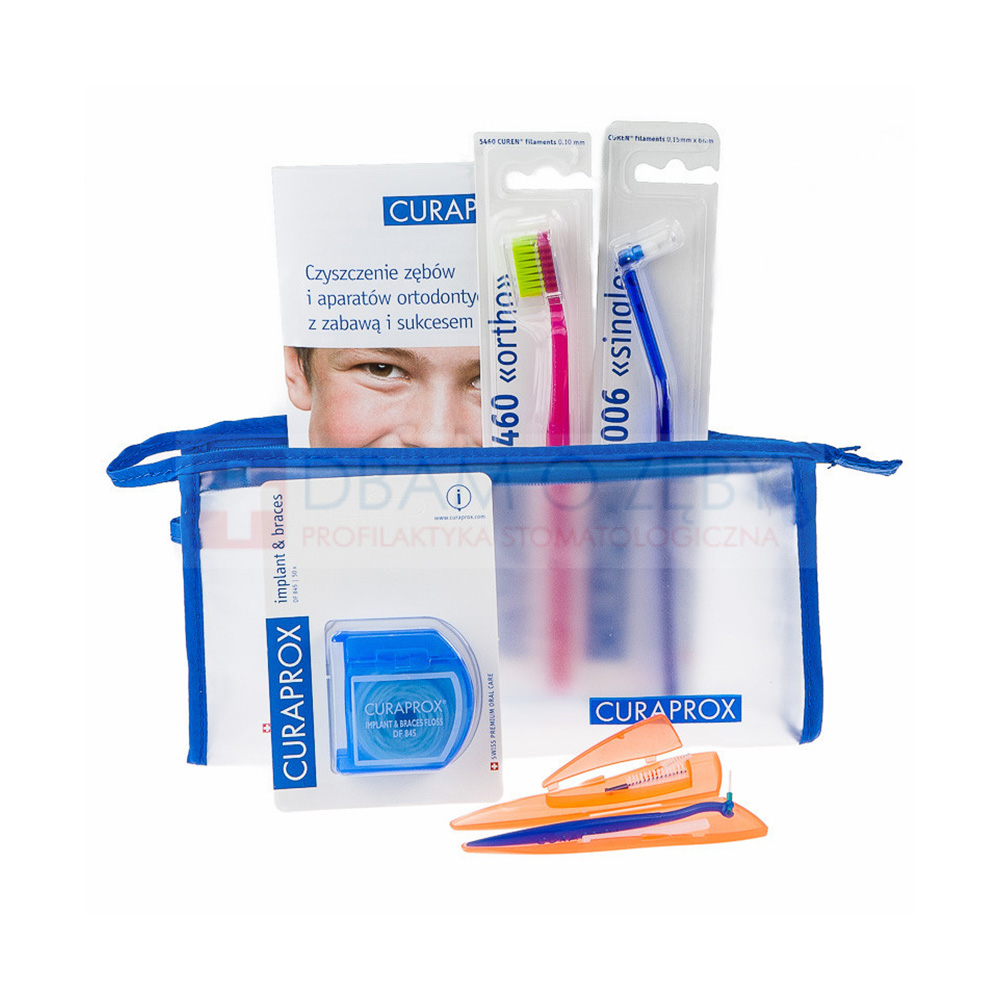 CURAPROX ORTHO KIT