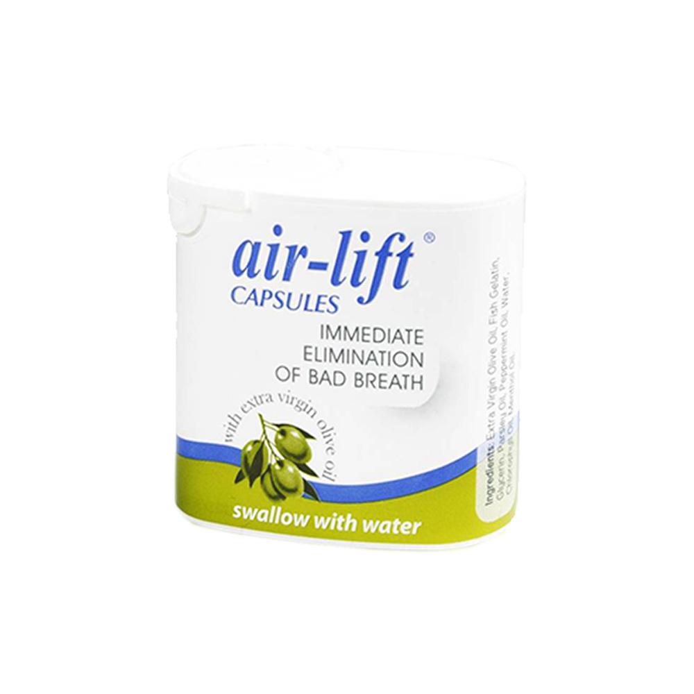 AIR-LIFT CAPSULES FRESH BREATH