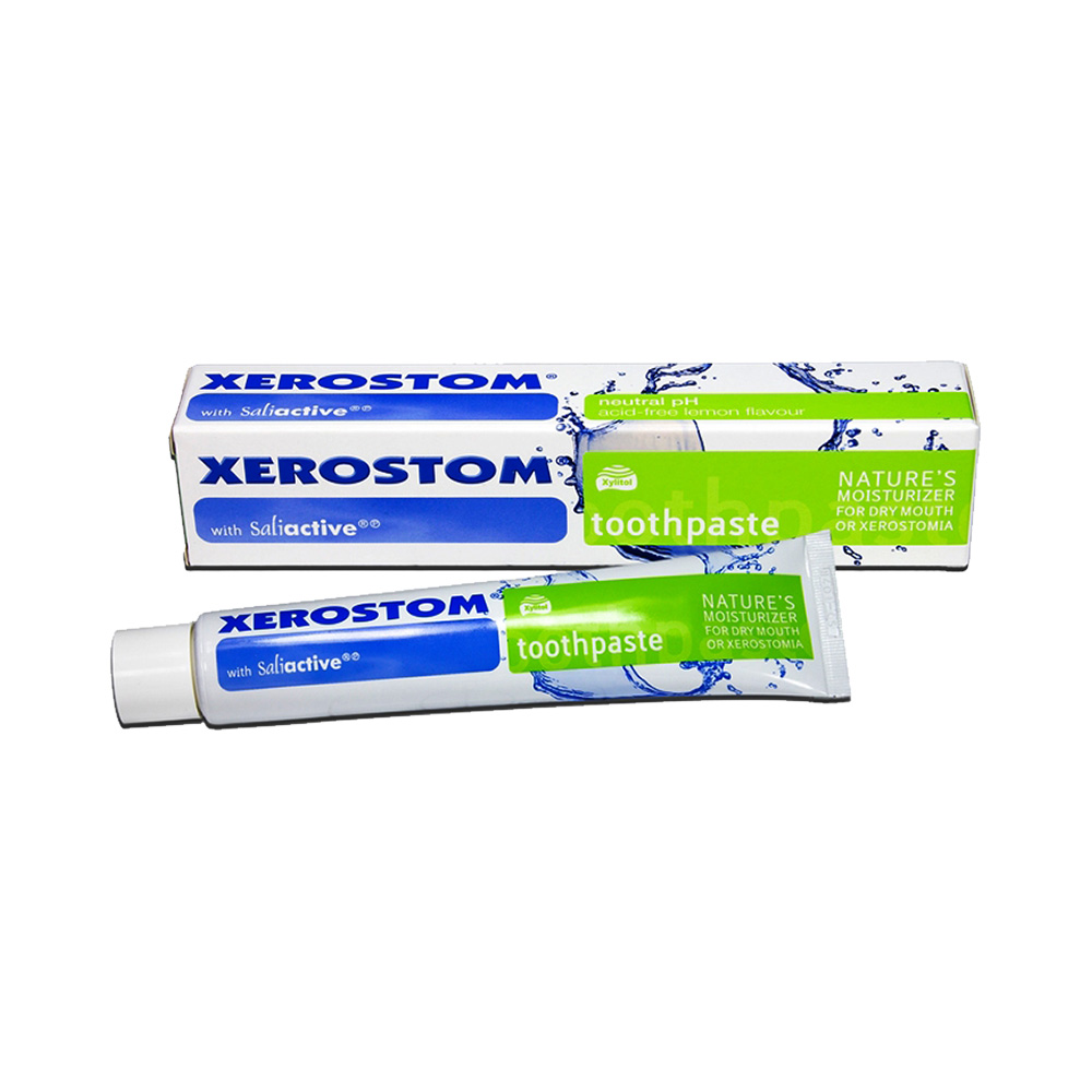 XEROSTOM TOOTHPASTE DRY MOUTH
