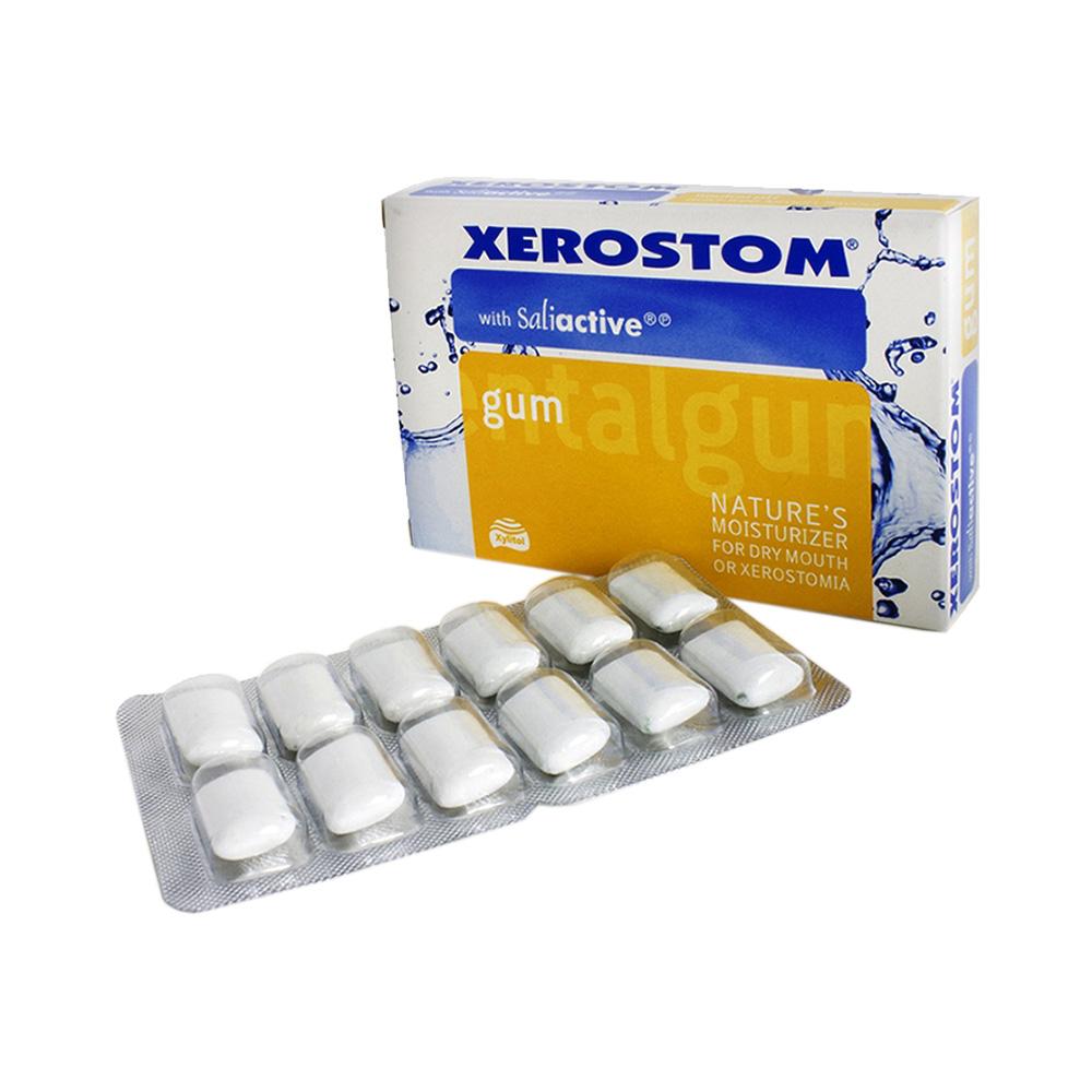 XEROSTOM CHEWING GUM